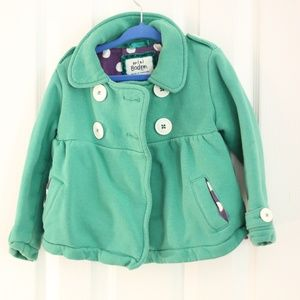 Mini Boden Pea Coat Style Jacket